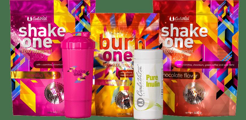 pakiet-one-diet-z-pure-inulin-shaker-różowy